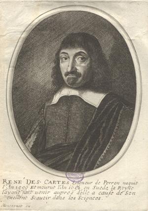 Descartes par Moncornet