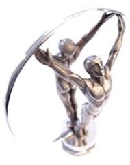Le trophée LAUREUS AWARD