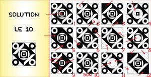 Solution du jeu d'observation du 10 mars 2009