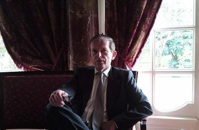 Dr Frédéric Saldmann - Photo (c) CAP 3D