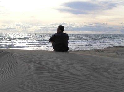 Je me sens bien dans ma solitude. Mais...