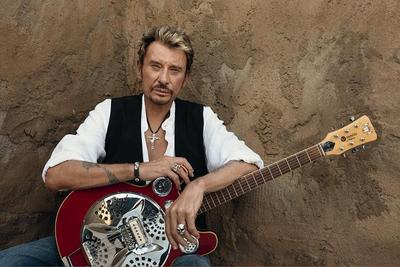 Johnny Halliday - Photo (c) DR