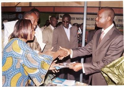FIARA 2009: Focus sur l'Association des Femmes d'Affaires Burkinabé (A.F.A.B)