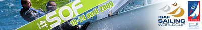 4e jour de course pour la Semaine de Voile Olympique de Hyères