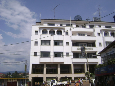 Bukavu, ville centenaire.