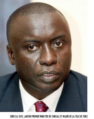 POLITIQUE: TOTALEMENT BLANCHI PAR LA JUSTICE, IDRISSA SECK REAFFIRME SON AMBITION PRESIDENTIELLE POUR 2012