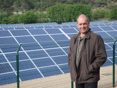 VINON SUR VERDON : Une centrale solaire pour financer l'aide sociale municipale