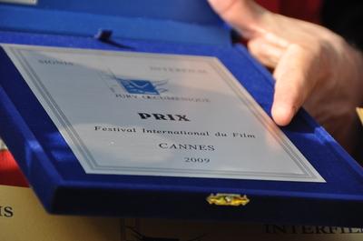 FESTIVAL DE CANNES - PRIX DU JURY OECUMENIQUE