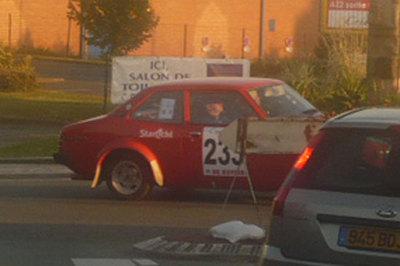 Le Rallye d'Ypres s'associe à Wasquehal