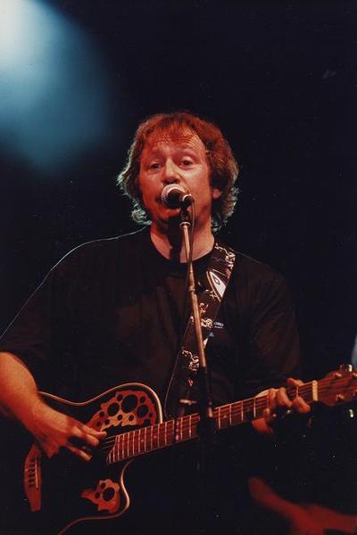 Richard LORD chante pour MONACO DISEASE POWER 2009