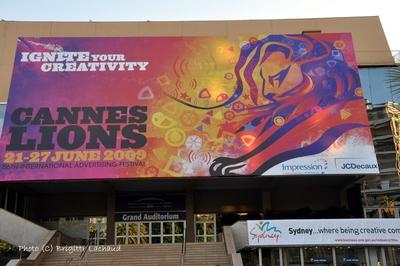 CANNES LIONS 2009 - FESTIVAL INTERNATIONAL DE LA PUBLICITE