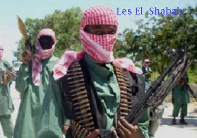 SECURITE ETRANGERE: Les rebelles islamistes somaliens (El Shabab) doublent leur effort
