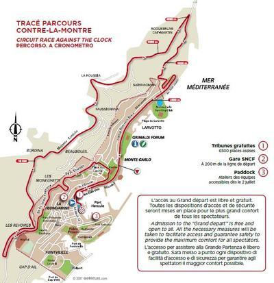 GRAND DEPART DU TOUR DE FRANCE
