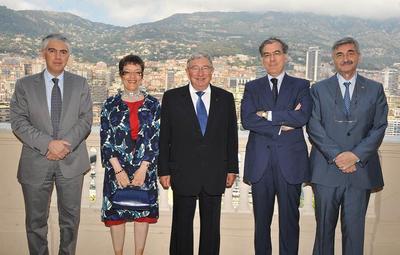 La Commission de coopération - Photo (DR)