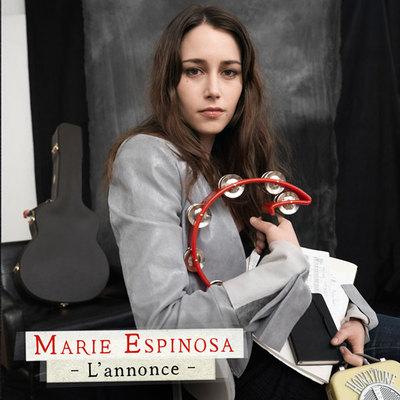 Marie Espinosa, actrice et désormais musicienne