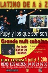 FESTIVAL DE FALICON - GRANDE NUIT CUBAINE