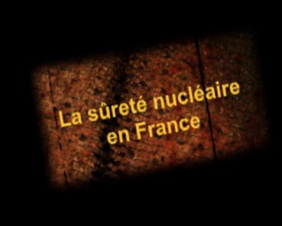 La sûreté nucléaire en France