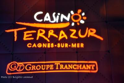 TERRAZUR CASINO - INAUGURATION EN GRANDE POMPE