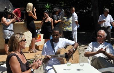 FESTIVAL LATINO DE A à Z ... GRANDE NUIT CUBAINE A FALICON PROCHE DE NICE