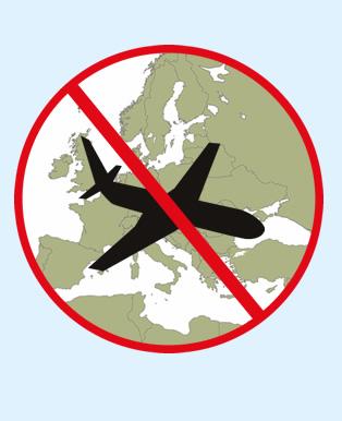 Liste des compagnies aériennes interdites d'accès à l'espace aérien européen