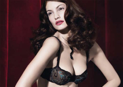 Collection Aubade lingerie automne/hiver 2009-2010