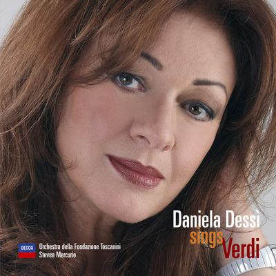 NOUVEAUTE DISCOGRAPHIQUE: DANIELA DESSI CHANTE VERDI