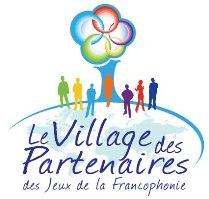 Le Village des Partenaires des Jeux de la Francophonie