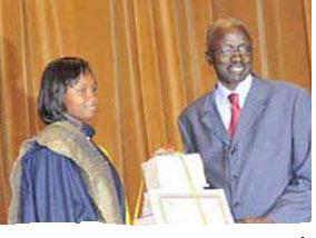 CONCOURS GENERAL 2009: 'Je suis déçu par les résultats de ce concours' a dit le Président Wade.