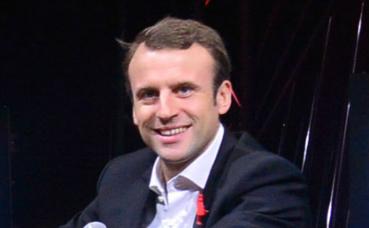 Emmanuel Macron. Photo (c) Official LeWeb Photos