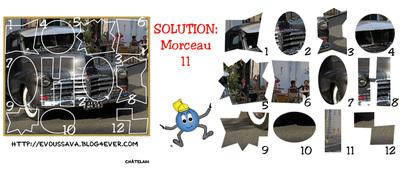 Solution du JEU d'observation du 14 août 2009