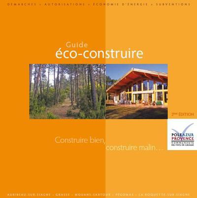 Guide éco-construire