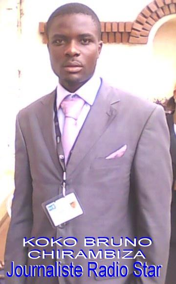 Les journalistes en danger à Bukavu.