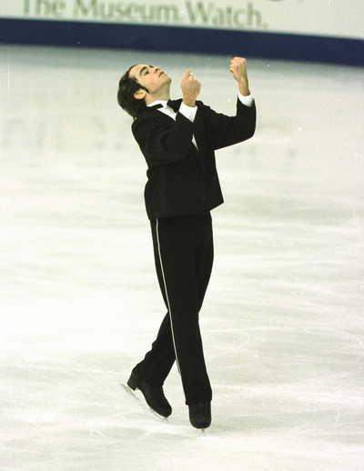 QUEBEC - AUXERRE : Alexandre Hamel, le voyou patineur selon... Jean-Marie Beauvais