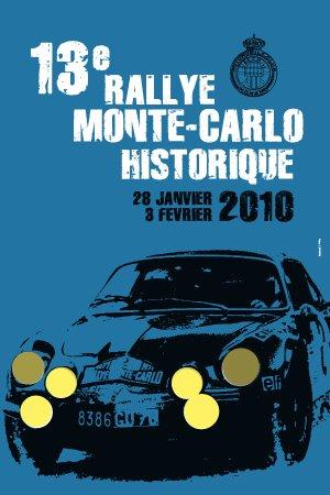 13e RALLYE MONTE-CARLO HISTORIQUE