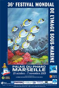 LE FESTIVAL MONDIAL DE L'IMAGE SOUS-MARINE MIGRE A MARSEILLE
