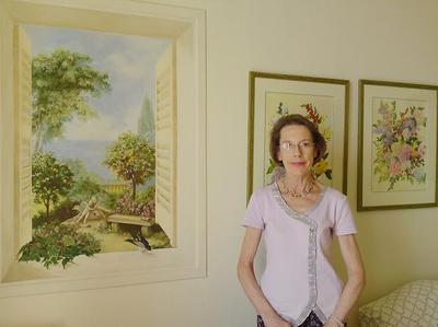 Annie Carletti. Photo (c) Eva Esztergar / CAP 3D