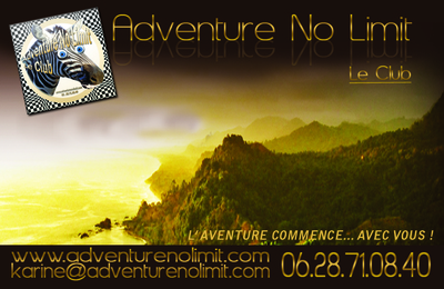 ADVENTURE NO LIMIT, Le Club
