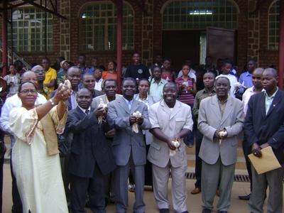 Religions et cultures pour la paix à Bukavu