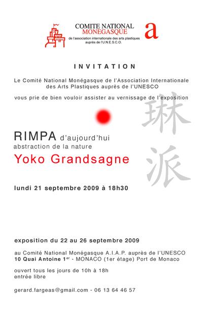 YOKO GRANDSAGNE