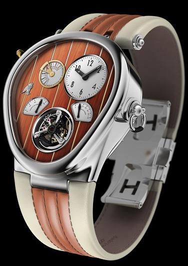 La montre Ultramarinum