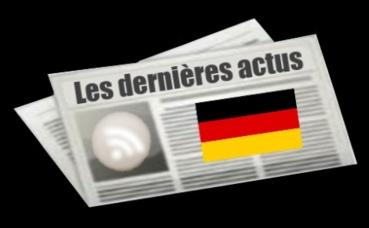Les dernières actus d'Allemagne