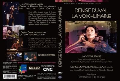 LA VOIX HUMAINE DE POULENC ENFIN EN DVD
