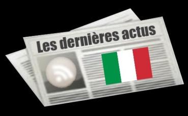 Les dernières actus d'Italie