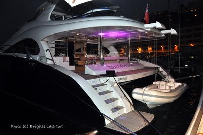 Le show du show du monaco yacht show 2009 - Salon du yacht monaco ...