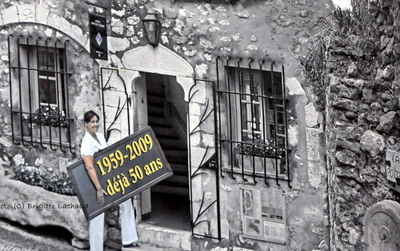L office du tourisme de saint paul de vence fete ses 50 ans - Saint paul de vence office du tourisme ...