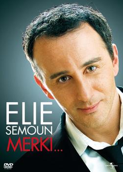 Merki, le spectacle d'Elie Semoun nous revient