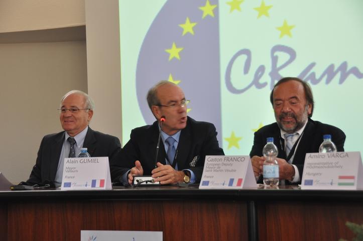 Vallauris - 1er CONGRES EUROPEEN CERAMICA