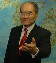 Kōichirō Matsuura. Photo (c) UNESCO