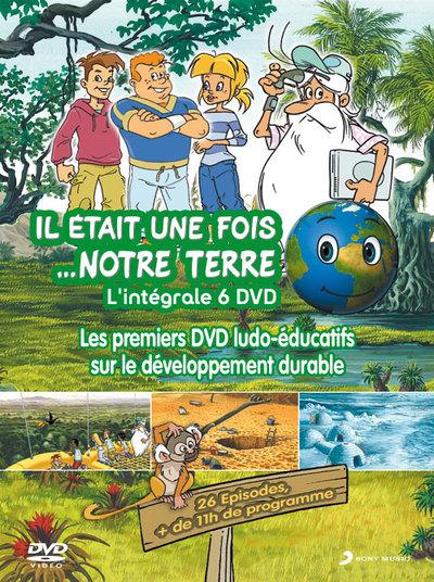 Il était une fois notre planète, la série mythique revient en dvd