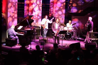 Monté-Carlo Jazz Festival - Concert R.O.G. (quintet)
